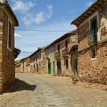 Castrillo de los Polvazares en León