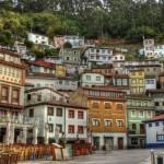 De paseo por Cudillero en Asturias