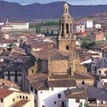 Rubielos de Mora en la provincia de Teruel