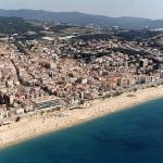 Canet de Mar en Cataluña