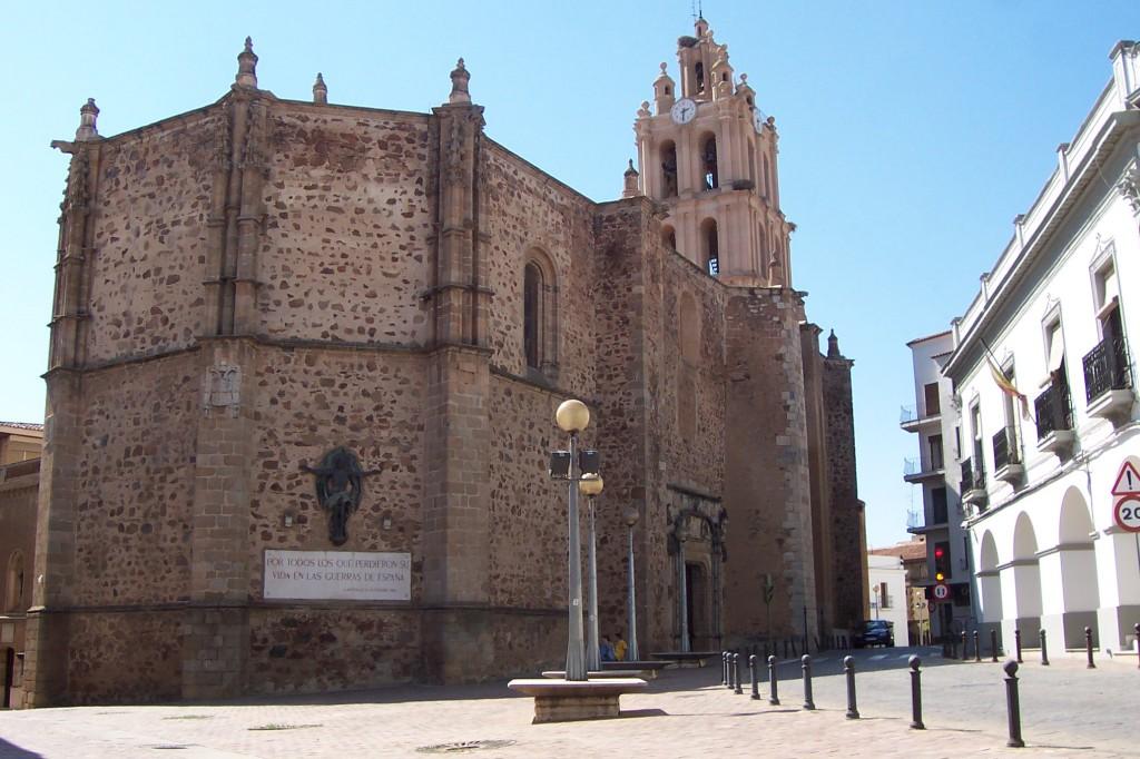 Almendralejo_Iglesia_de_la_purificacion