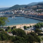 Baiona en la provincia de Pontevedra