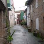 Cambados en la provincia de Pontevedra