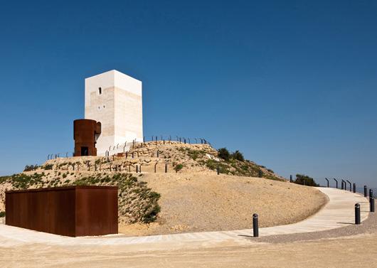 Castillo de Huércal-Overa