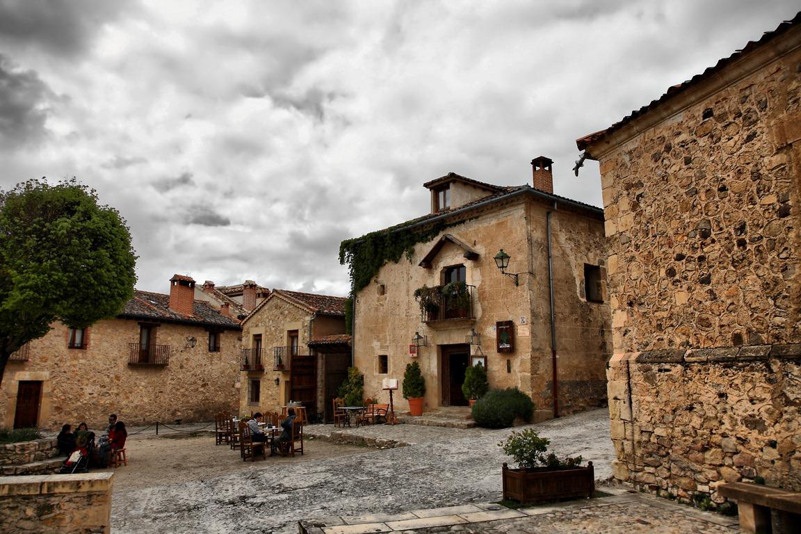 Pedraza en segovia pueblos con encanto - La olma de pedraza ...