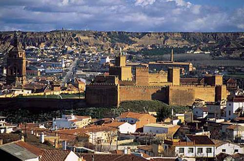 Guadix alcazaba