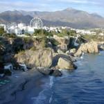 Nerja en la Provincia de Málaga