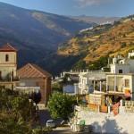 Pampaneira en la Alpujarra de Granada