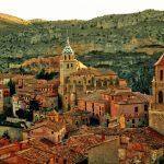 Albarracín en la provincia de Teruel