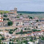 la monumental localidad de Sepúlveda en Segovia