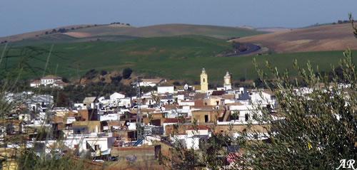 Puerto Serrano en la ruta de los pueblos blancos