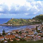 Ribadesella en la costa de Asturias
