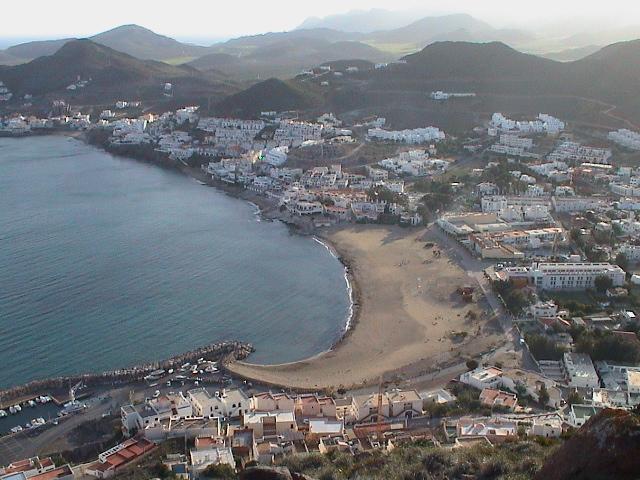 San jose en el cabo de gata pueblos con encanto - Casas en san jose almeria ...