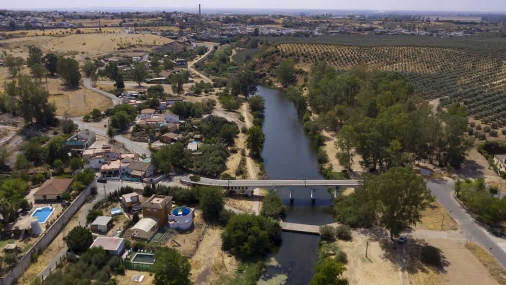 Villanueva Río Minas - Sevilla