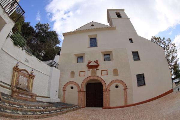 Iglesia de la Encarnación Casares - Málaga