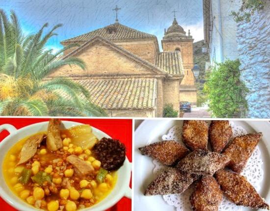 Gastronomía de Laroya - Almería