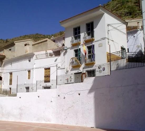 Casas Laroya - Almería