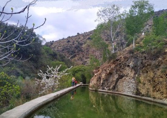 Entorno Laroya - Almería