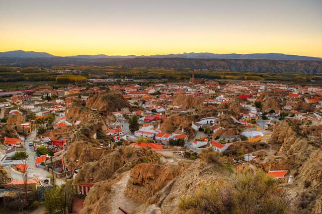 Benalúa de Guadix - Granada