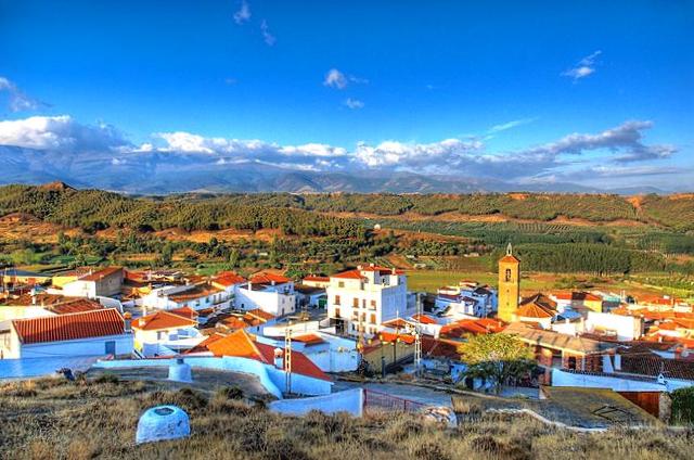 Alcudia de Guadix - Granada