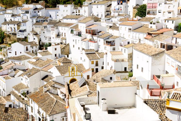 Setenil de las Bodegas - Cádiz