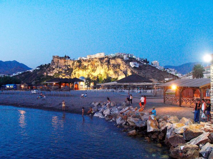 Playa Salobreña - Granada