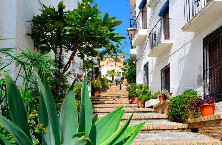 Calle de Salobreña - Granada