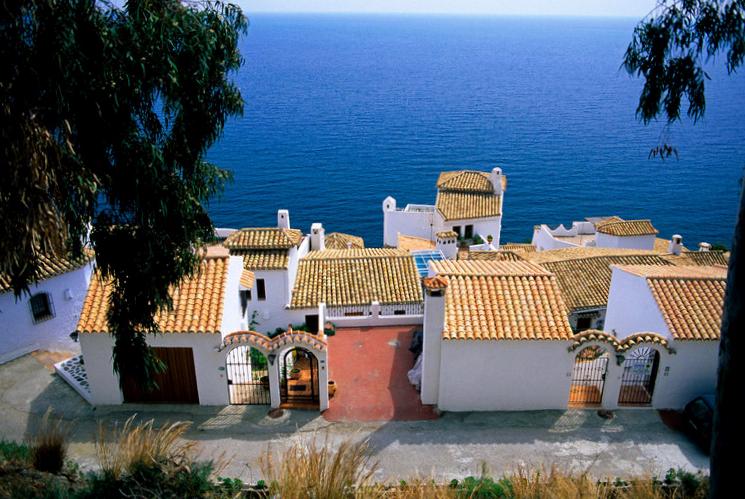 Pueblo de Salobreña - Granada