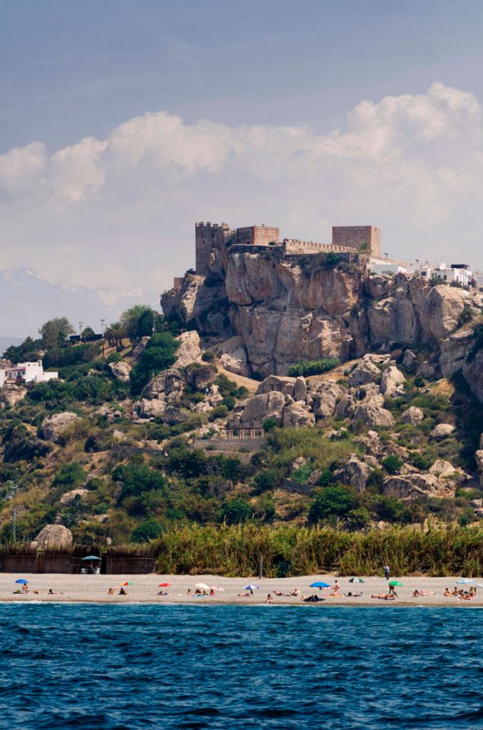 Castillo de Salobreña - Granada