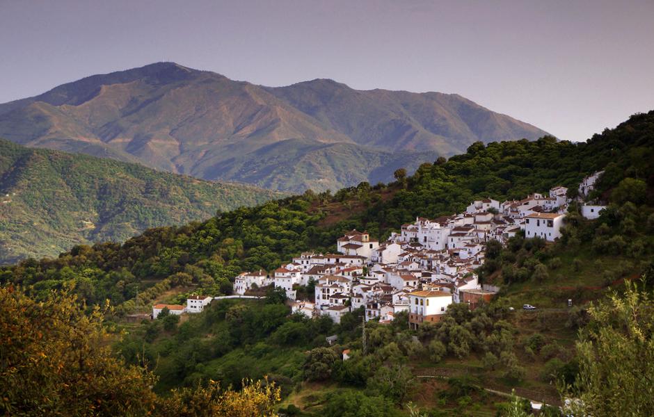 Benalauría - Málaga