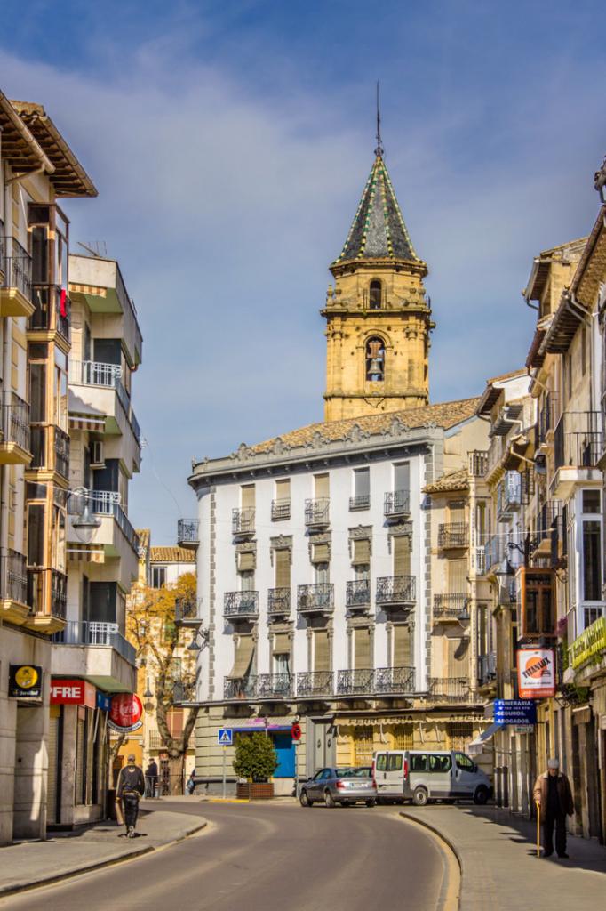 Casco Histórico de Alcalá la Real - Jaén