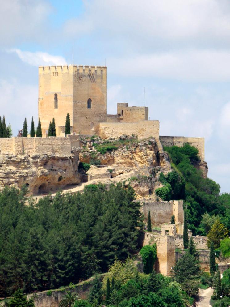 Fortaleza de la Mota Alcalá la Real - Jaén