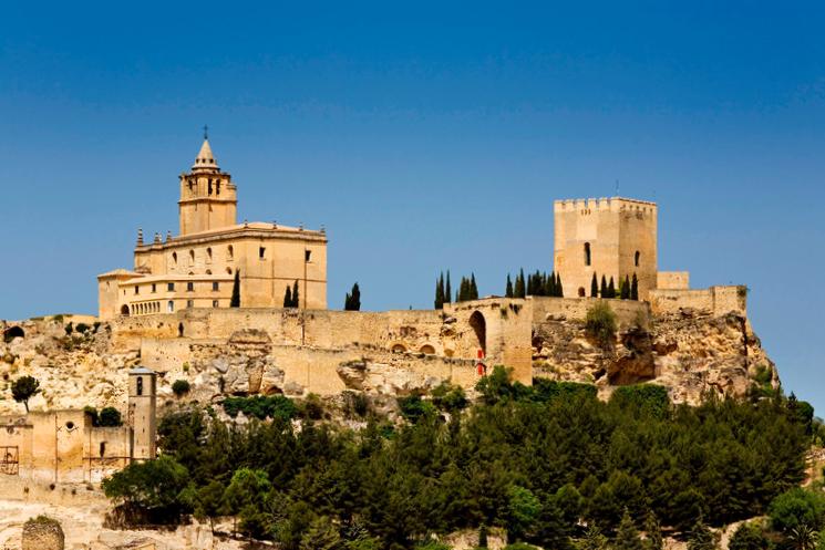 Vista panorámica Cerro de las Cruces Alcalá la Real - Jaén