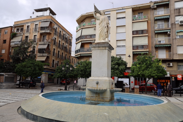 Plaza General Castaños Bailén - Jaén