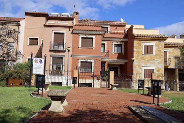 Plaza Spetses Bailén - Jaén