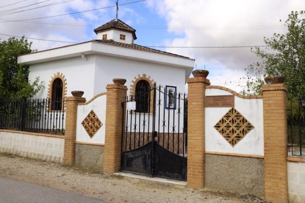 Ermita de Santa Gema Bailén - Jaén