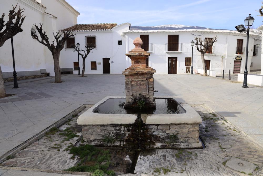 Plaza Dr Pérez Ramón