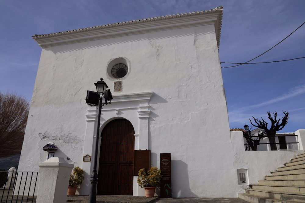 Iglesia Nuestra Señora del Rosario Bubión - Granada