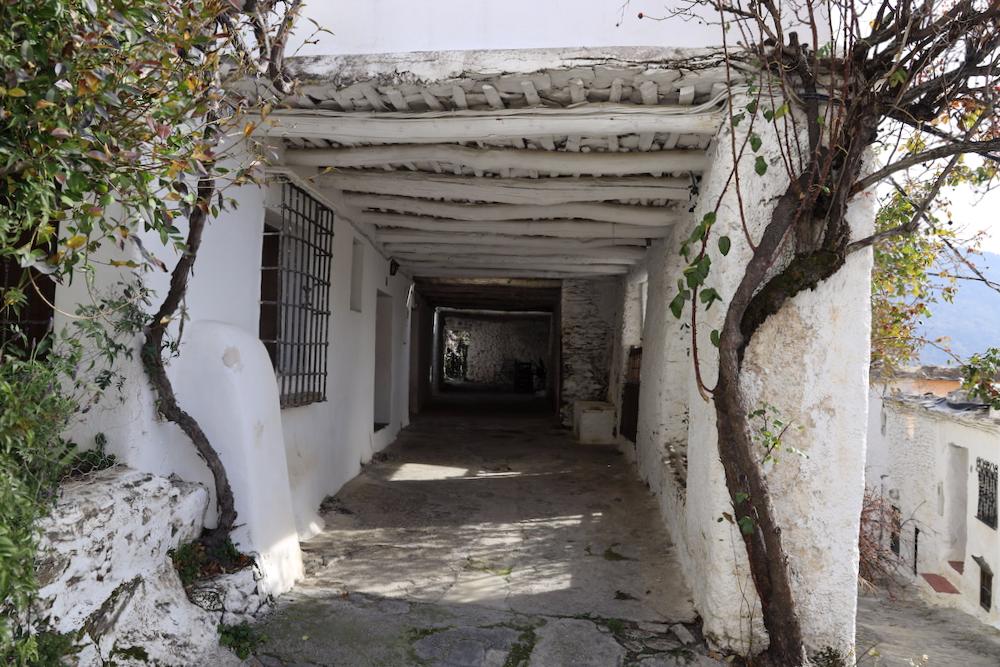 Paseo por Bubión - Granada