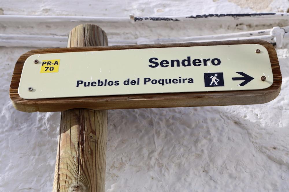 Senderismo en Bubión - Granada