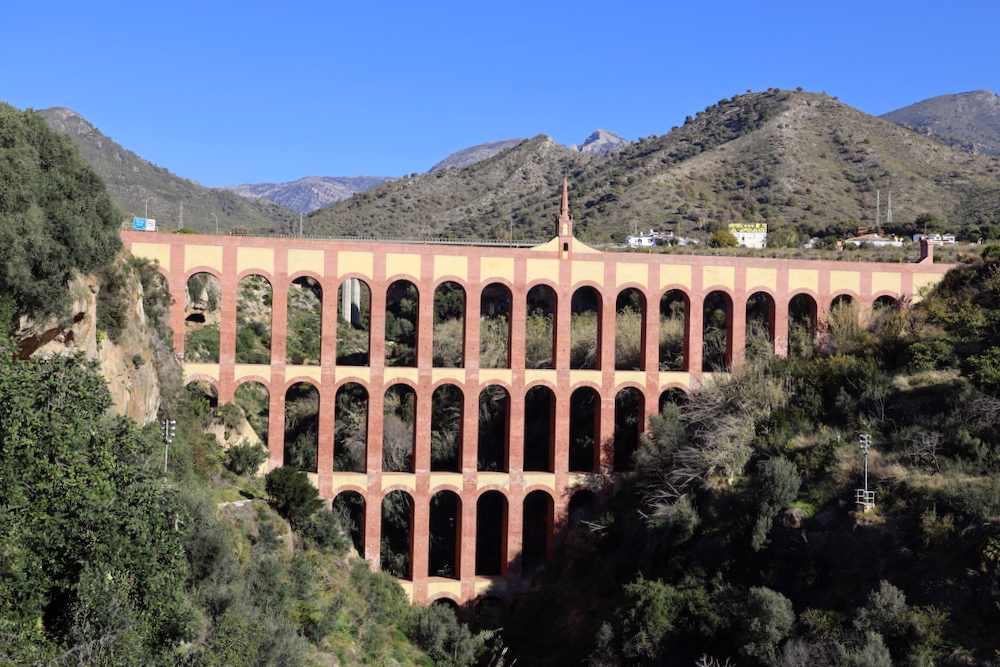 Puente del Águila Nerja - Málaga