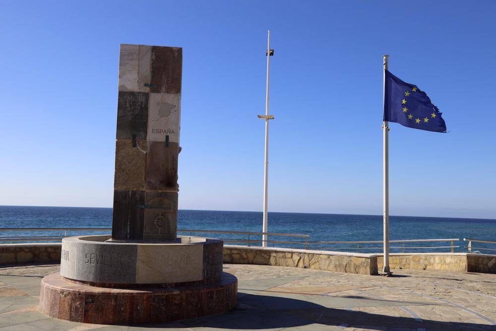 Fuente de Europa Nerja - Málaga