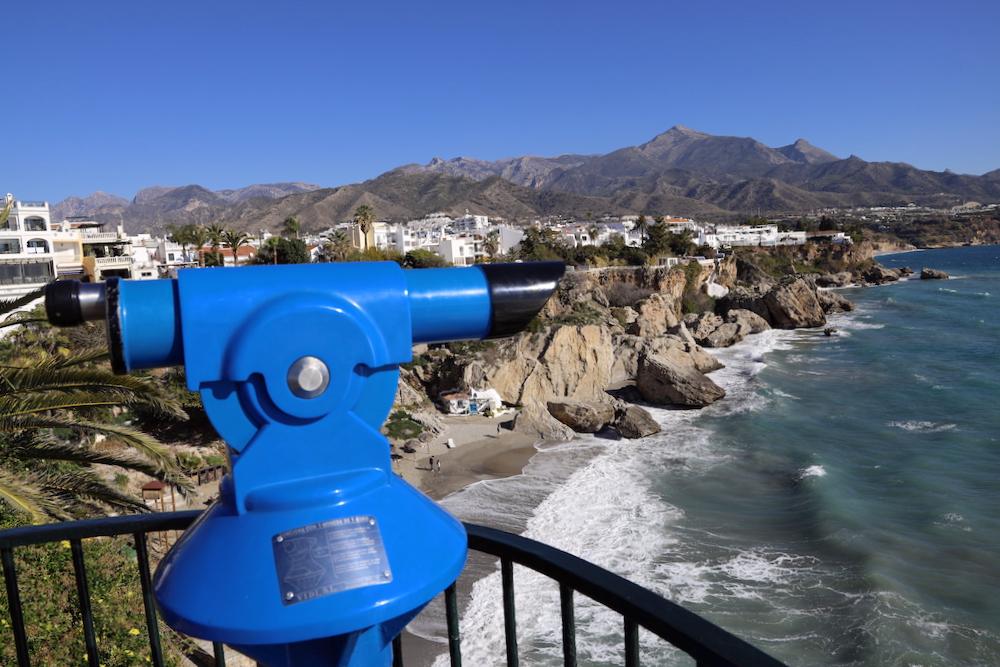 Balcón de Europa Nerja - Málaga