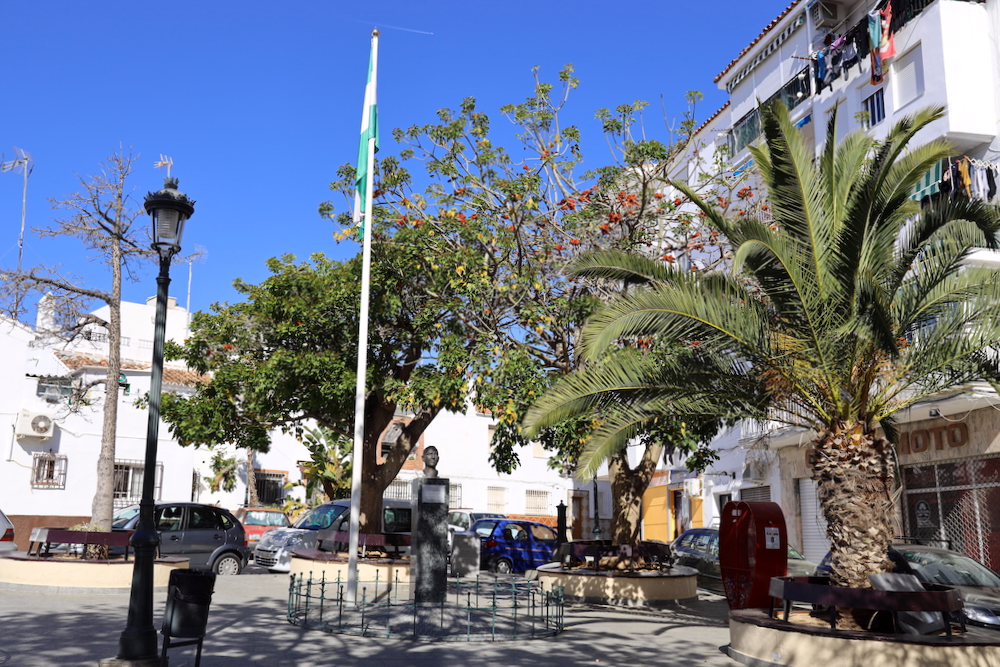 Plaza de Andalucía Nerja - Málaga