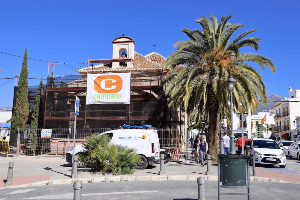 Ermita Nuestra Señora de las Angustias Nerja - Málaga