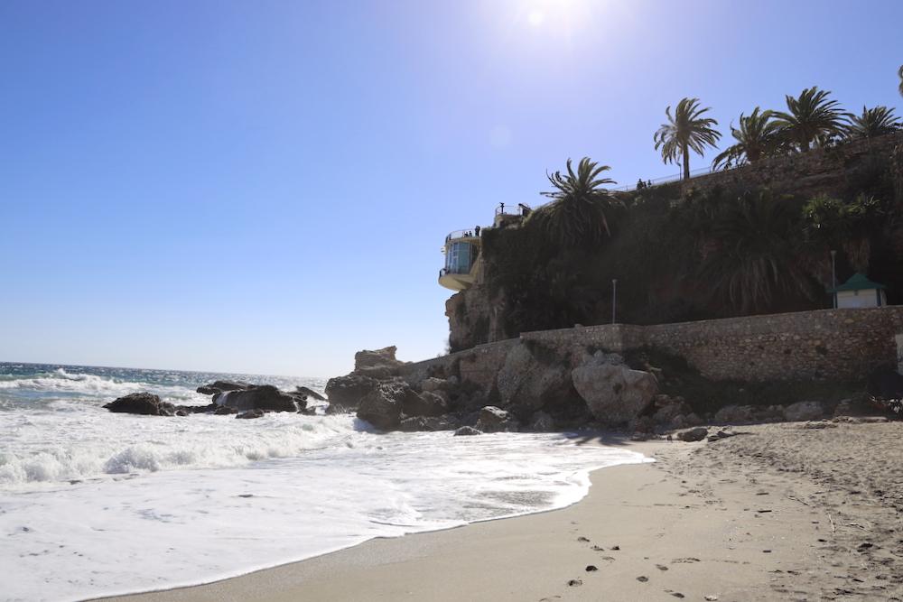 Caleta de Maro Nerja - Málaga