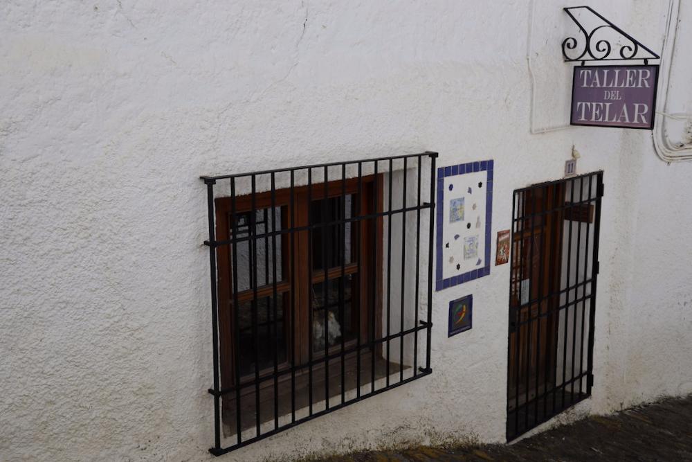 Taller del Telar Bubión - Granada