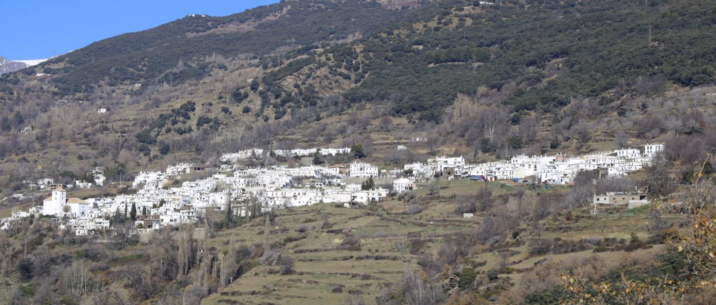 Mirador de la Era Bubión - Granada