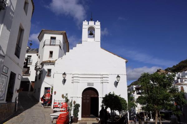 Iglesia de San Sebastián Casares - Málaga