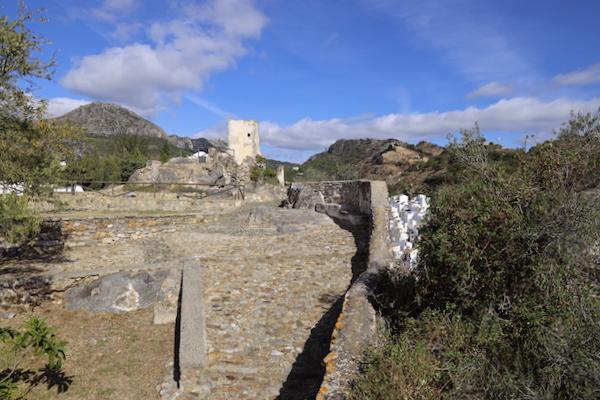 Fortaleza árabe Casares - Málaga